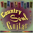 Duke Levine CD Country Soul Guitar